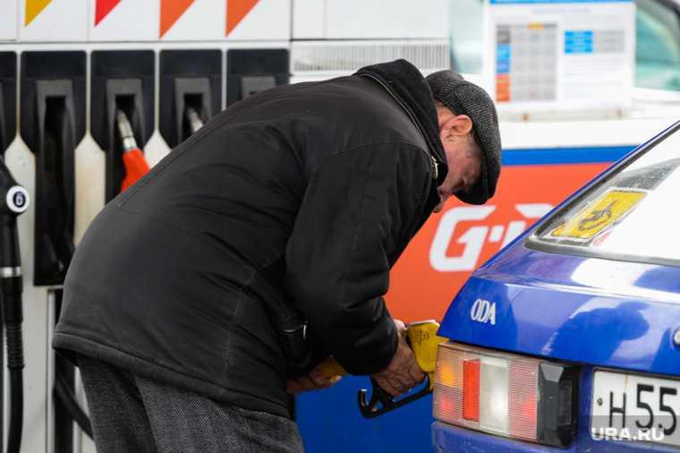 Бензин минэнерго морозы подорожание