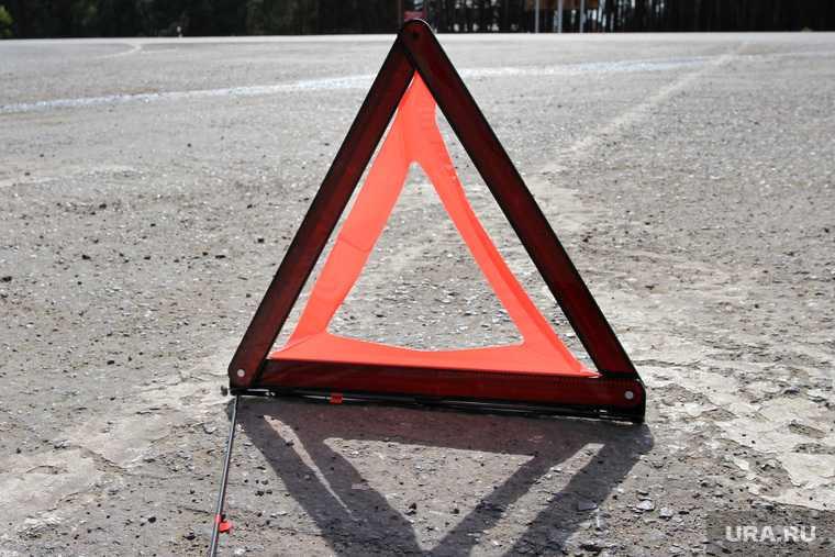 происшествие Челябинск инциденты факты видео погиб водитель зажало между фурами