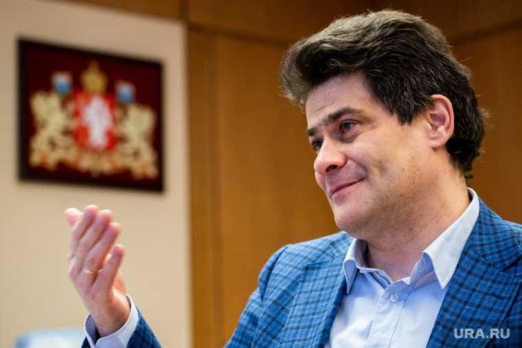 интервью Александр Высокинский первый заместитель губернатора Свердловской области бывший мэр Екатеринбурга