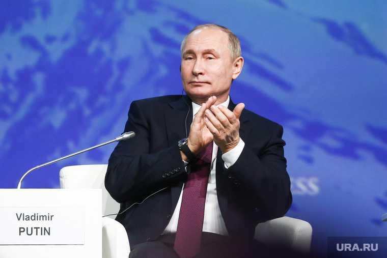 главное событие правления Путина