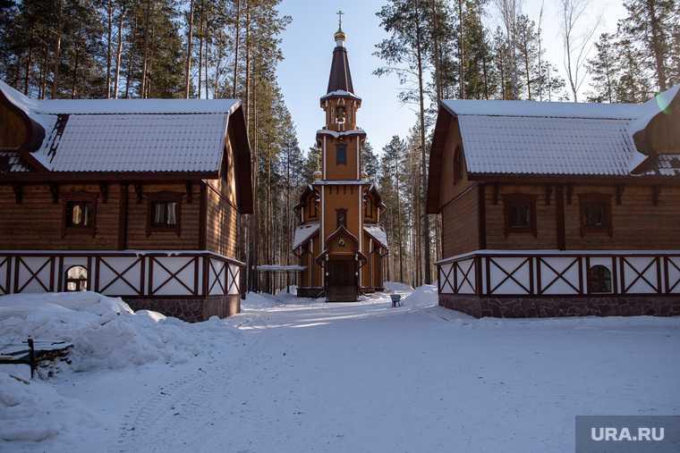 Сергий Среднеуральский монастырь суд Епархия комплекс