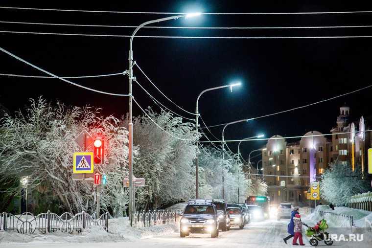 работа зимников ЯНАО похолодание