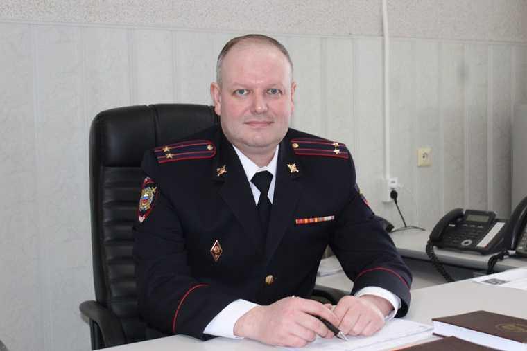 назначение полиция Асбест Сергей Бурдин Свердловская область МВД