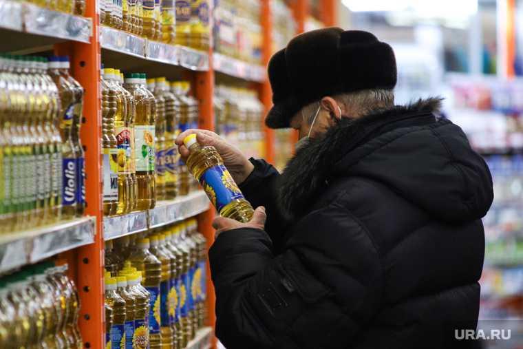 сколько в Тюмени стоит подсолнечное масло
