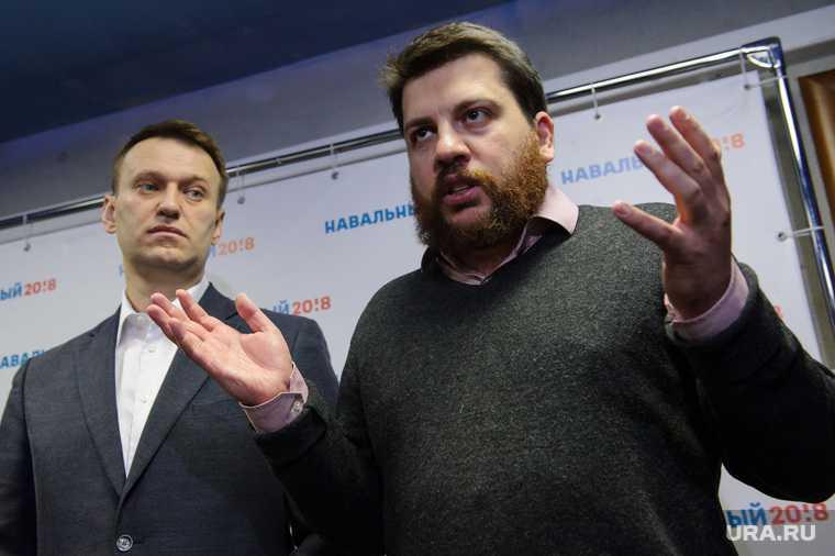 митинг Навальный