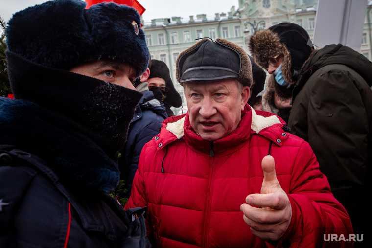 депутат Рашкин