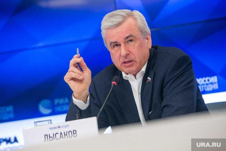 Пресс-конференция в РИА Лысакова Вячеслава. Москва