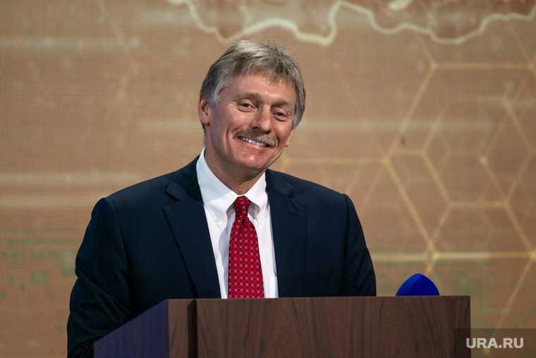 Песков заявил что Путин постоянно шутит над ним