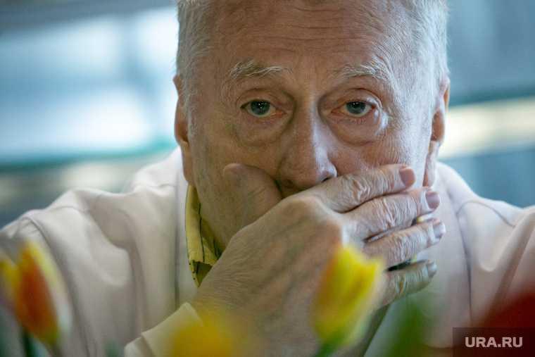 Жириновского поддержал психиатр