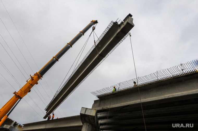 Челябинск Котова городская дума отчет строительство мост река Миасс