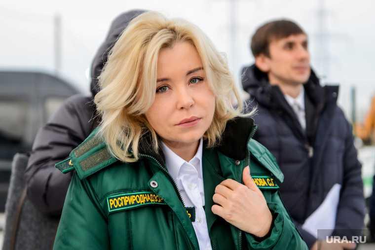 Светлана Радионова Росприроднадзор рабочие поездки