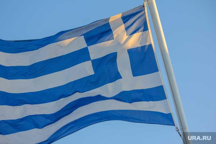 в Греции отменили карантин