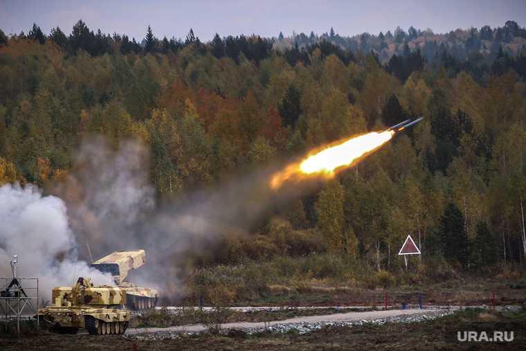размещение ракет США на Украине