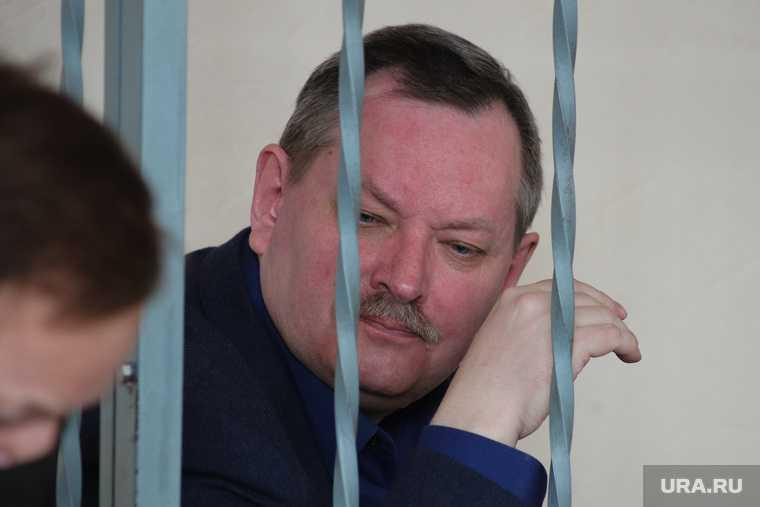 Судебное заседание по продлению меры пресечения для бывшего замглавы УМВД Шамина Андрея. Курган