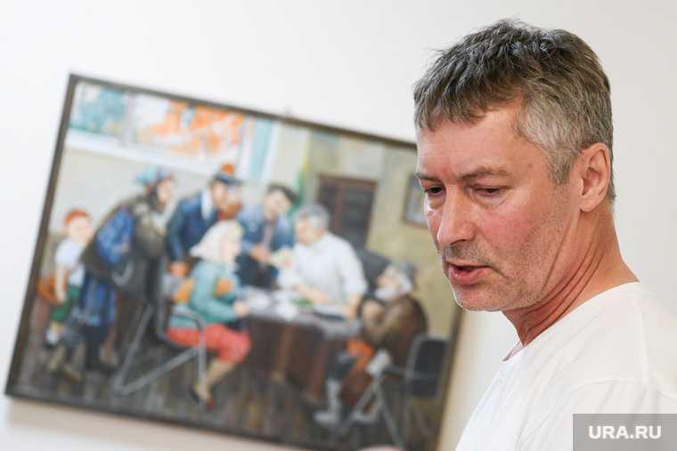 Евгений Ройзман Екатеринбург выборы Навальный партия выдвижение
