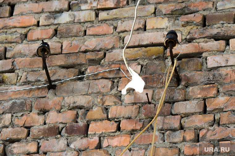 Челябинская область Миасс комиссия ЧС Тонких кирпичное здание общежитие обрушение кладки