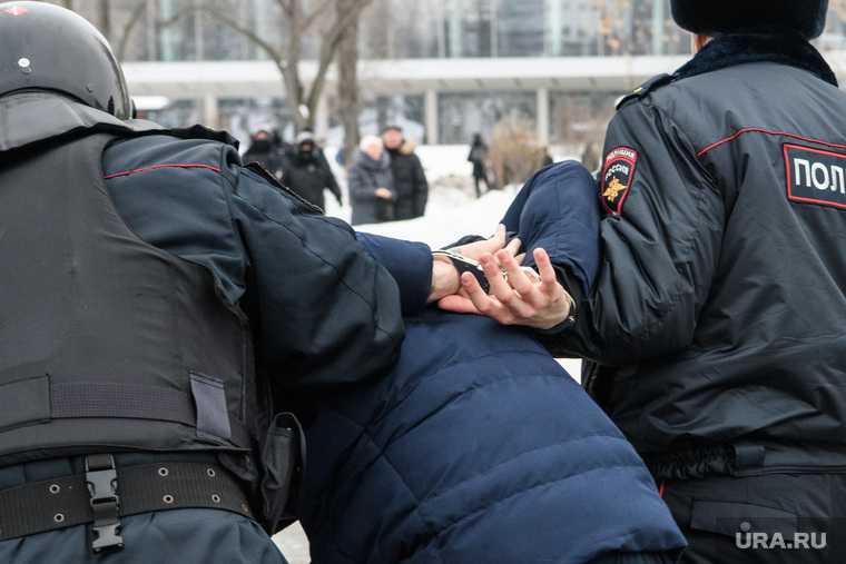 Навальный Пермь сторонники задержания
