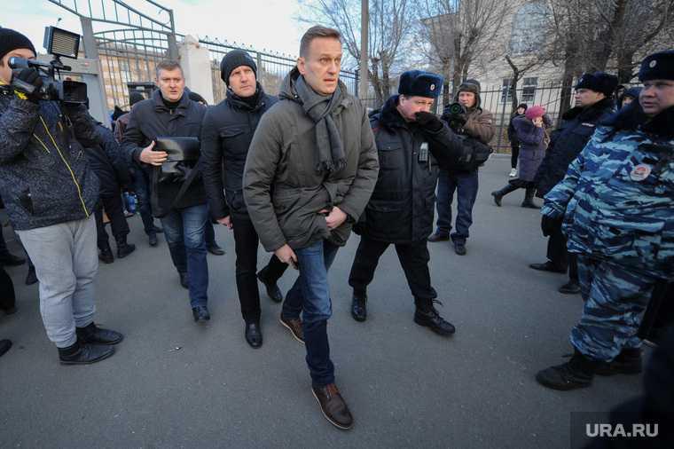 Волков штаб Навальный