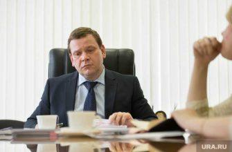 Дмитрий Ноженко вице мэр Екатеринбург