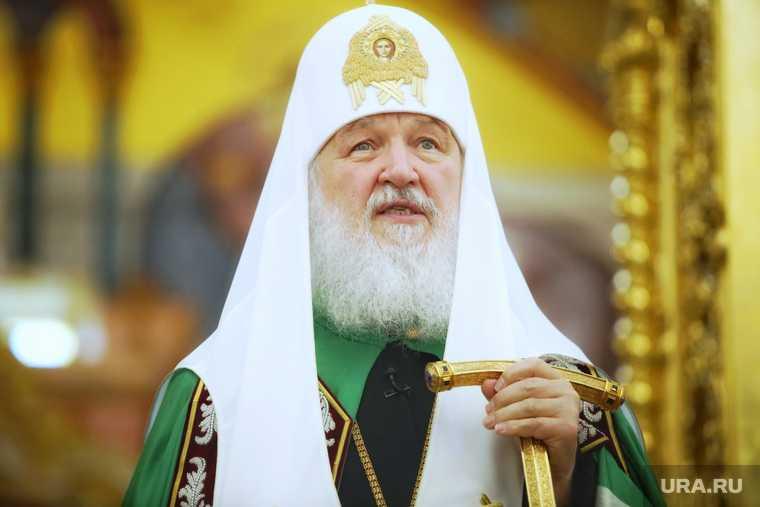 Патриарх кирилл оппозиция 1990 лидер