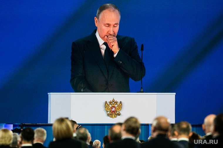 Путин плаванье