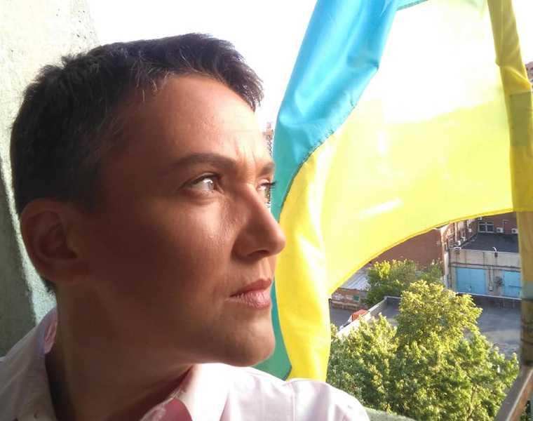 Савченко о президентстве на Украине