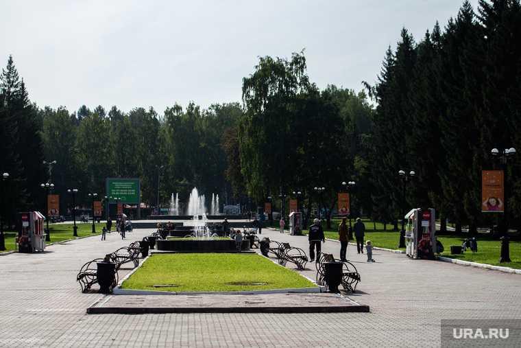 Свердловская область комфортная городская среда