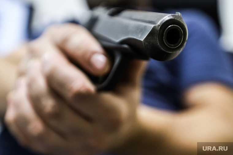 стрелявший подросток задержан