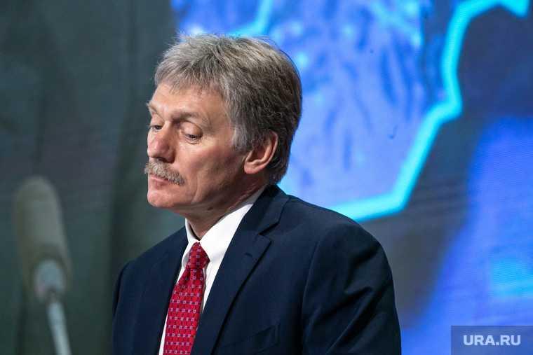 В Кремле прокомментировали скандал губернатора Коми и депутата