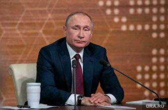 кем является Медведчук Путин