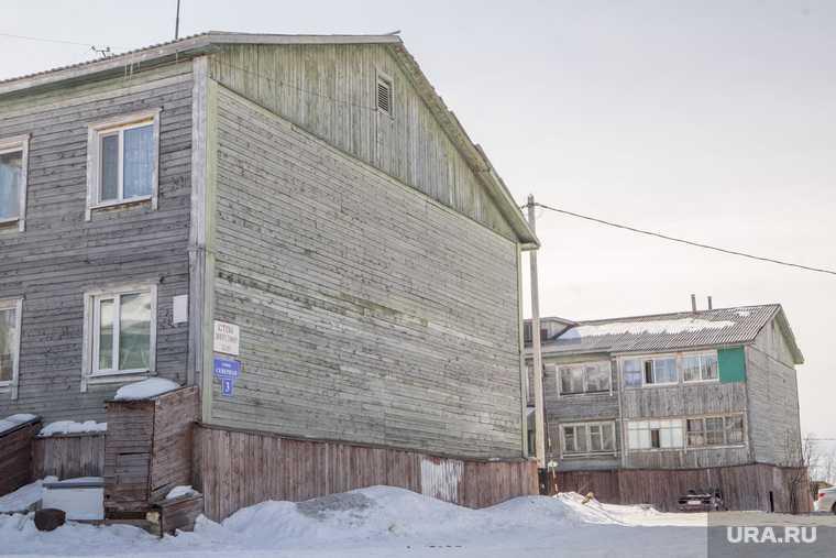 В поселение ЯНАО продается самая дорогая квартира в «деревяшке»