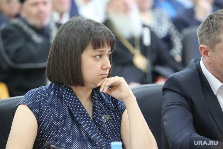 городская дума Тобольска Регина Юхневич