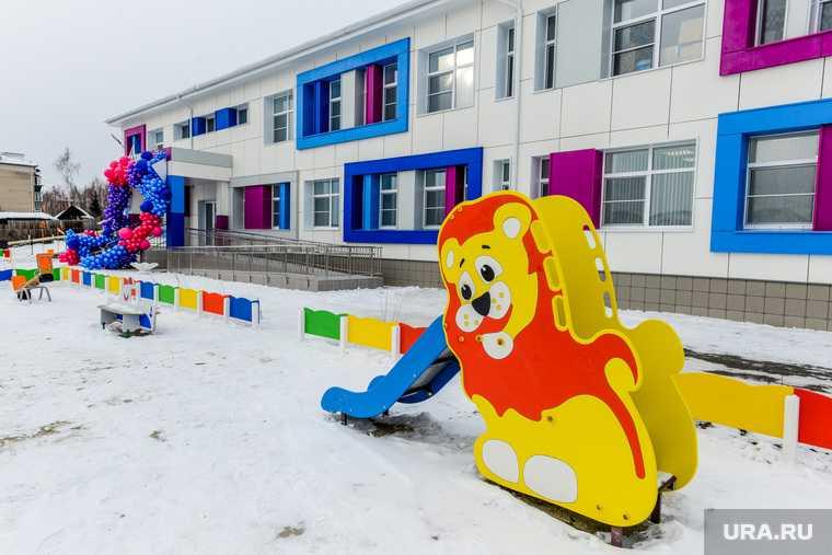 Жители ЯНАО рискуют остаться без мест в детских садах на праздник