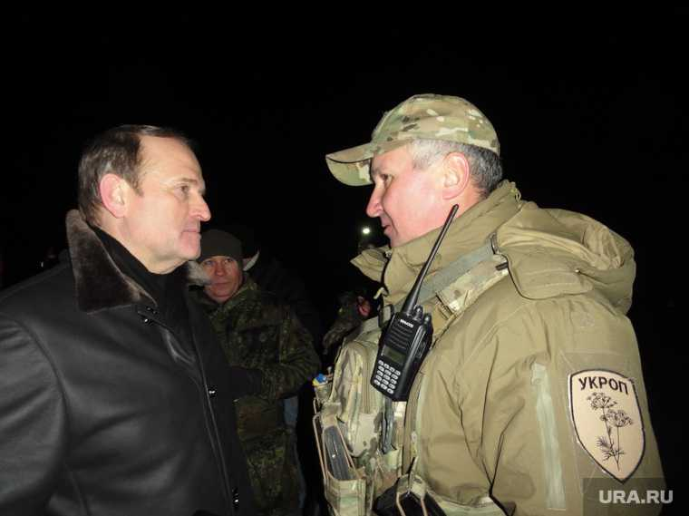 Медведчук арест Украина