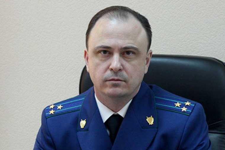 прокуратура Свердловская область Борис Крылов назначение