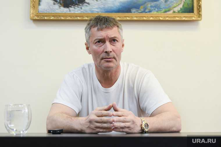 экс-мэр Екатеринбург