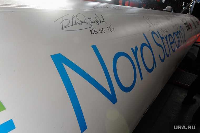 «Северному потоку-2» пригрозили санкциями из-за задержания Протасевича