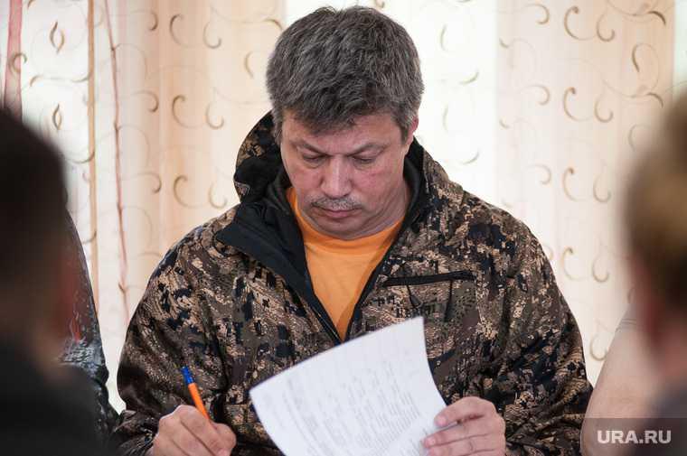 Андрей Ветлужских праймериз Единой России Свердловская область