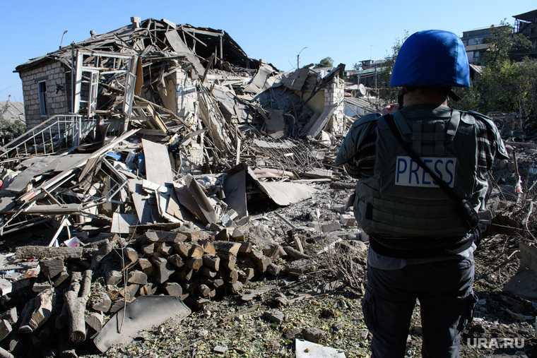 Нагорный Карабах конфликт