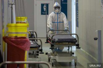 Екатеринбургский госпиталь снова открыли для больных COVID