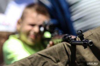 Стрельба в Волгограде