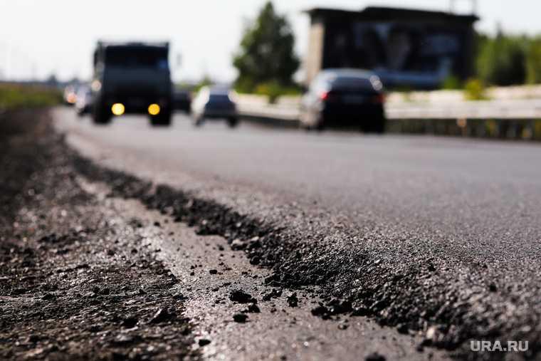ЯНАО ремонт дорог