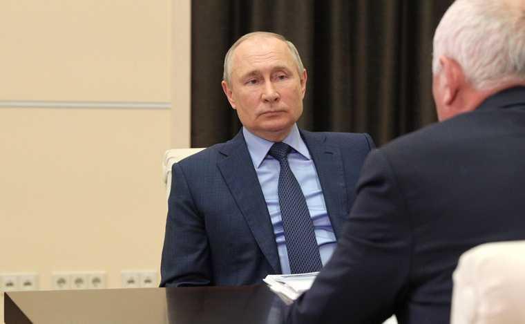 встреча Чемезов